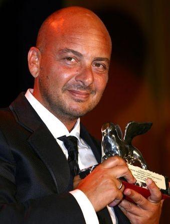 Emanuele Crialese con il Leone d'argento speciale per Nuovomondo