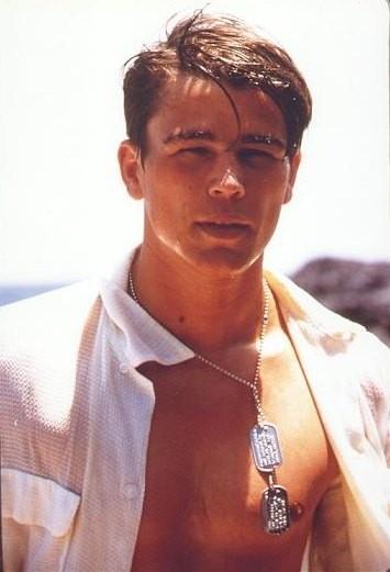 Josh Hartnett al sole