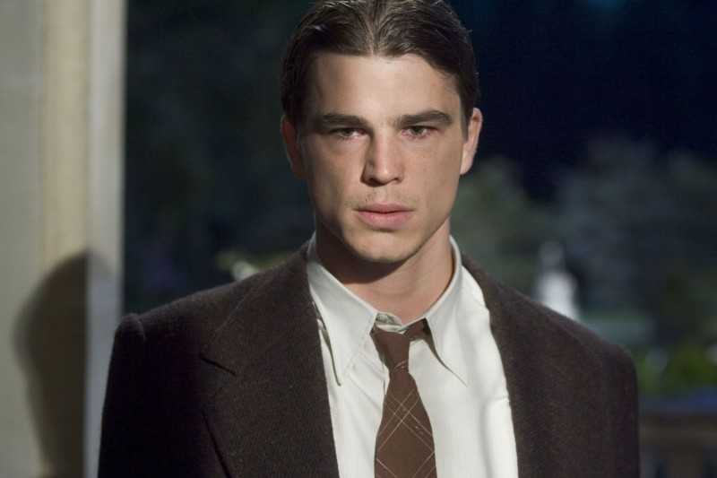 Josh Hartnett in una scena del film The Black Dahlia