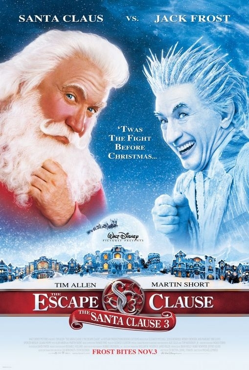 La locandina di The Santa Clause 3