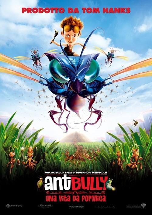 La locandina italiana di Ant Bully - Una vita da formica
