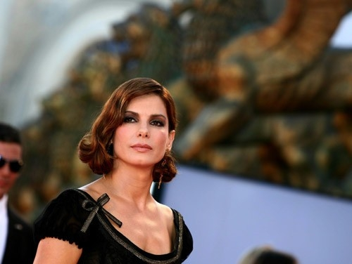 Sandra Bullock a Venezia 2006 per presentare Infamous
