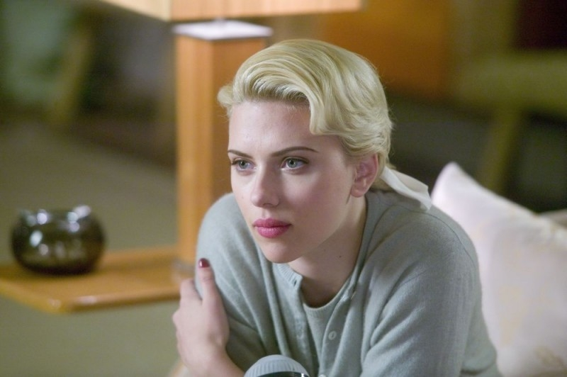 Scarlett Johansson in una scena di The Black Dahlia
