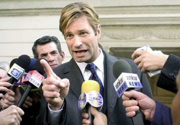 Aaron Eckhart in Thank You for Smoking