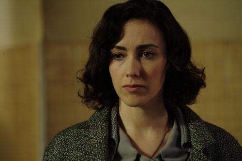 Anita Caprioli in una scena di Per non dimenticarti