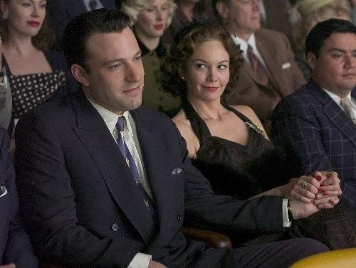 Ben Affleck e Diane Lane in una scena di Hollywoodland