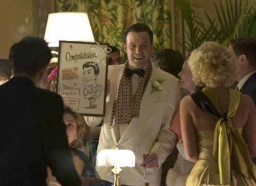 Ben Affleck in una scena del film Hollywoodland