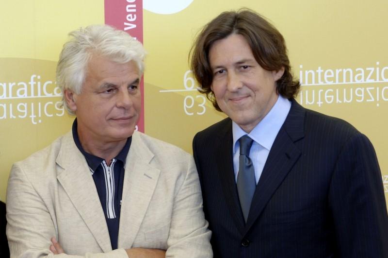 Michele Placido e Cameron Crowe, giurati a Venezia 2006