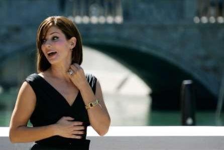 Sandra Bullock a Venezia 2006 per la presentazione di Infamous