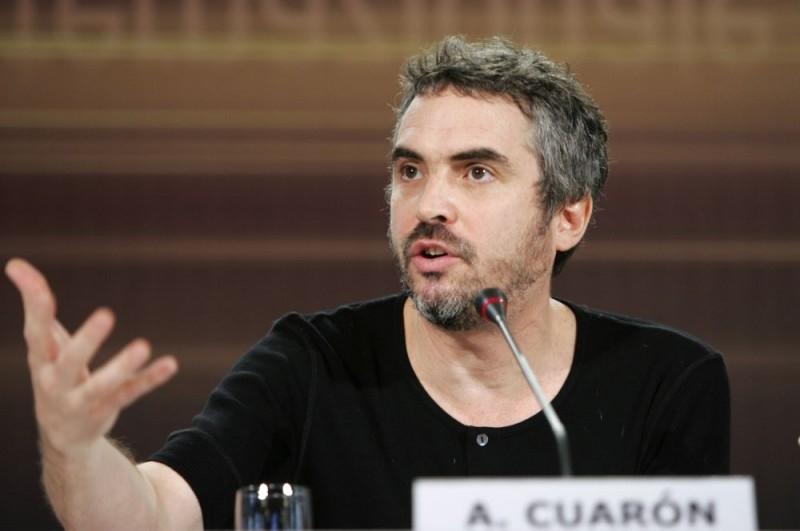 Alfonso Cuaron a Venezia 2006 per presentare il film I figli degli uomini