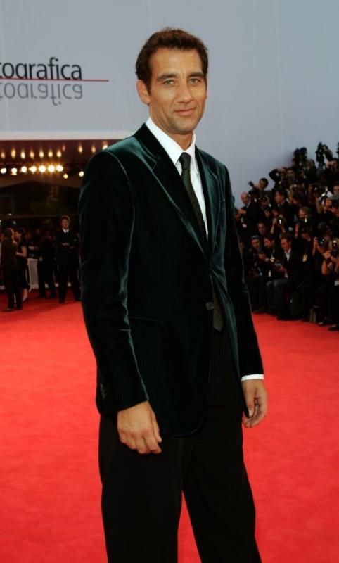 Clive Owen a Venezia 2006 per presentare il film I figli degli uomini