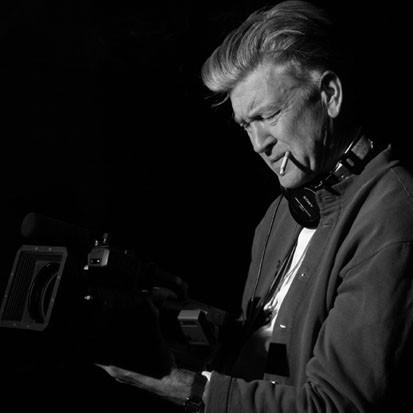 un ritratto del regista David Lynch