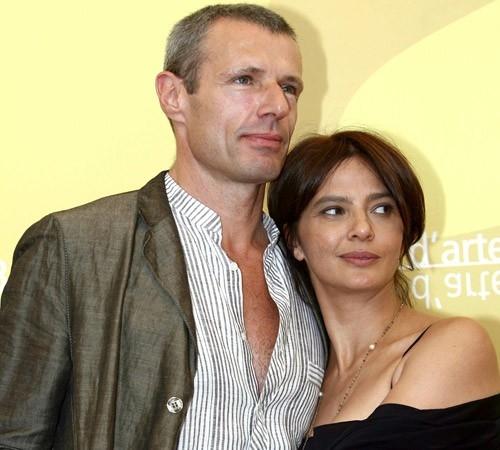 Laura Morante e Lambert Wilson a Venezia 2006 per presentare il film Private Fears in Public Places