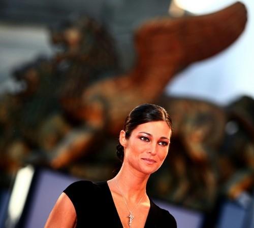 Manuela Arcuri a Venezia 2006