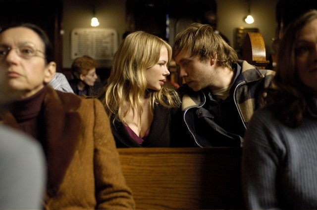 Mark Webber e Michelle Williams in The Hottest State