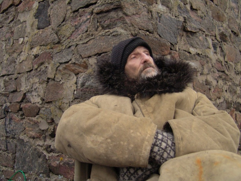 Una scena tratta dal film L'isola - Ostrov