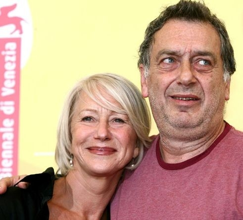 Helen Mirren e Stephen Frears a Venezia per The Queen