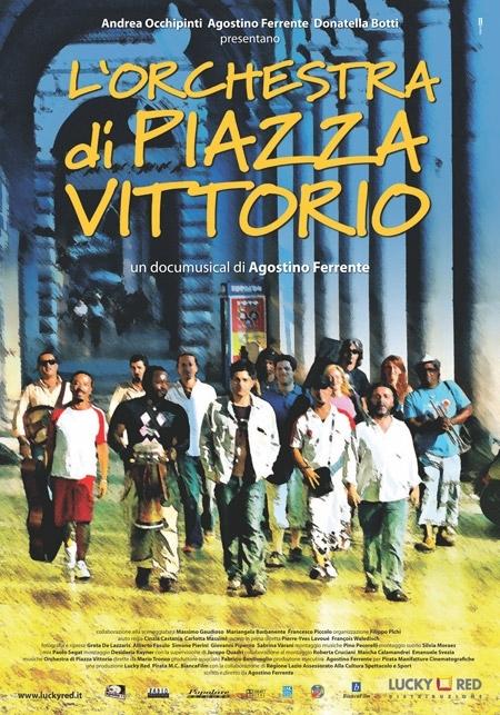 La locandina di L'orchestra di Piazza Vittorio