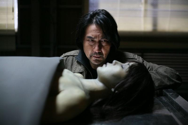 Una scena del film Sakebi