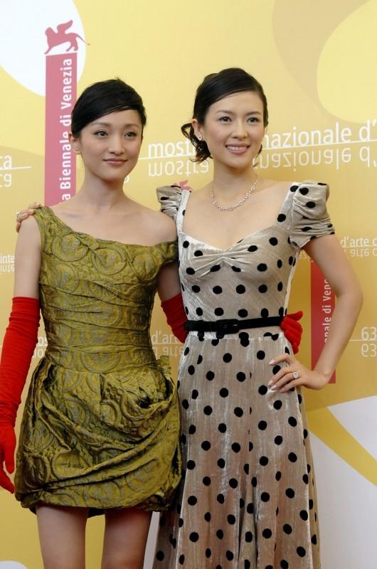 Venezia 2006: Xun Zhou e Zhang Ziyi  presentano The Banquet