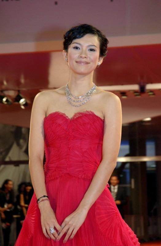 Venezia 2006: Zhang Ziyi presenta il film The Banquet