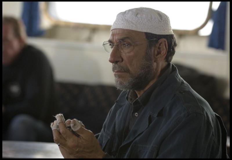 F. Murray Abraham in una scena del film Il mercante di pietre