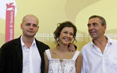 Ivan Vyrypaev, Polina Agureeva e Mihail Okunev presentano a Venezia Euphoria