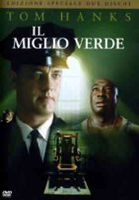 La copertina DVD di Il miglio verde - Edizine speciale
