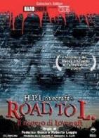 La copertina DVD di Il mistero di Lovecraft