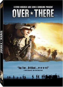 La copertina DVD di Over*There