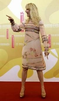 Laura Dern a Venezia per presentare Inland Empire