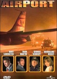 La copertina DVD di Airport