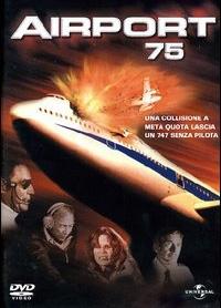 La copertina DVD di Airport 75