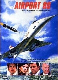 La copertina DVD di Airport 80