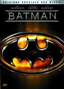 La copertina DVD di Batman - Edizione Speciale