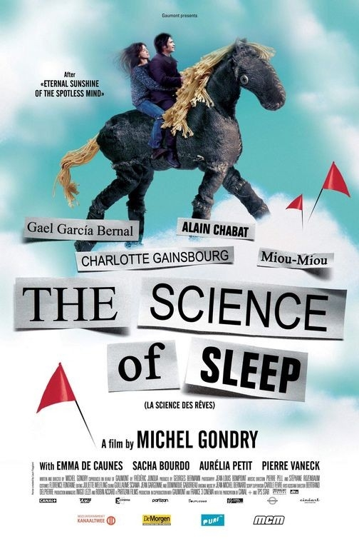 La locandina di The Science of Sleep
