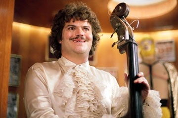 Jack Black in una scena di Super Nacho (2006)