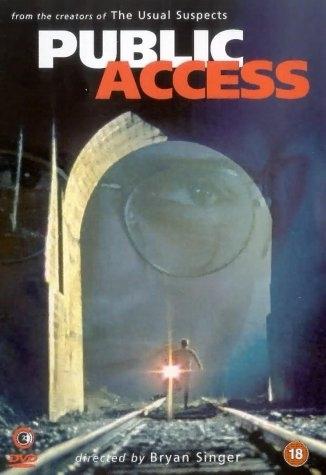 La locandina di Public Access