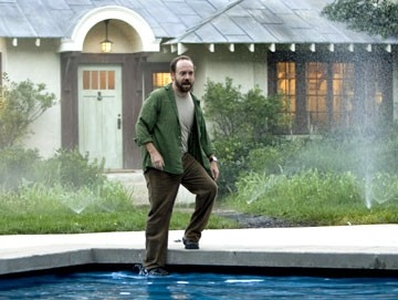 Paul Giamatti è il protagonista di Lady in the Water