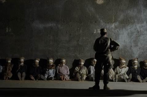 Una scena di Road to Guantanamo