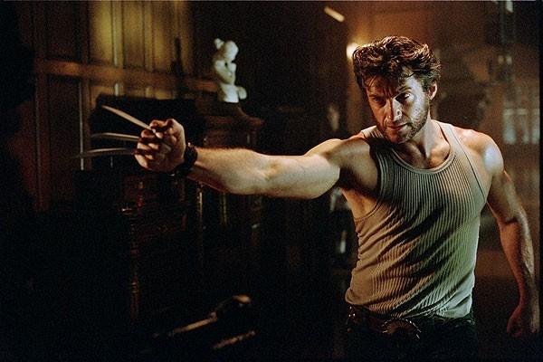 Hugh Jackman in 'X-Men 2'