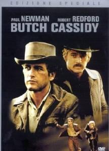 La copertina DVD di Butch Cassidy - Edizione speciale