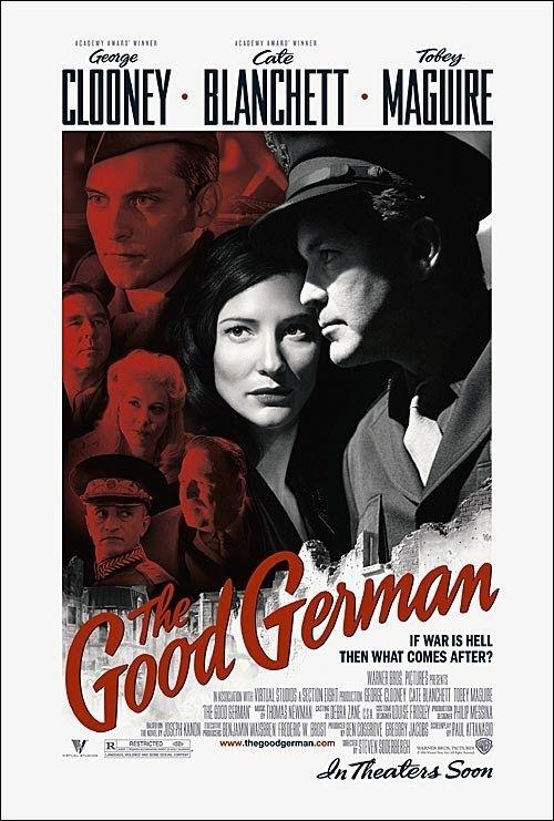 La locandina di The Good German