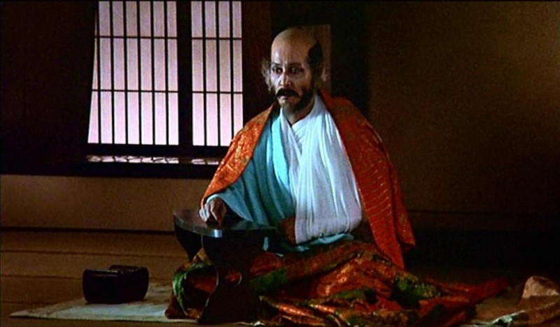 Tatsuya Nakadai in una sequenza di KAGEMUSHA - L'OMBRA DEL GUERRIERO