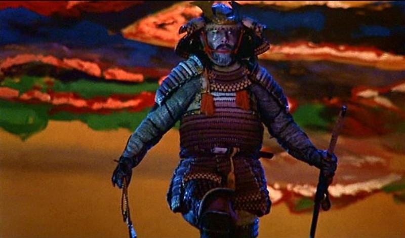 Tatsuya Nakadai in una immagine di KAGEMUSHA - L'OMBRA DEL GUERRIERO
