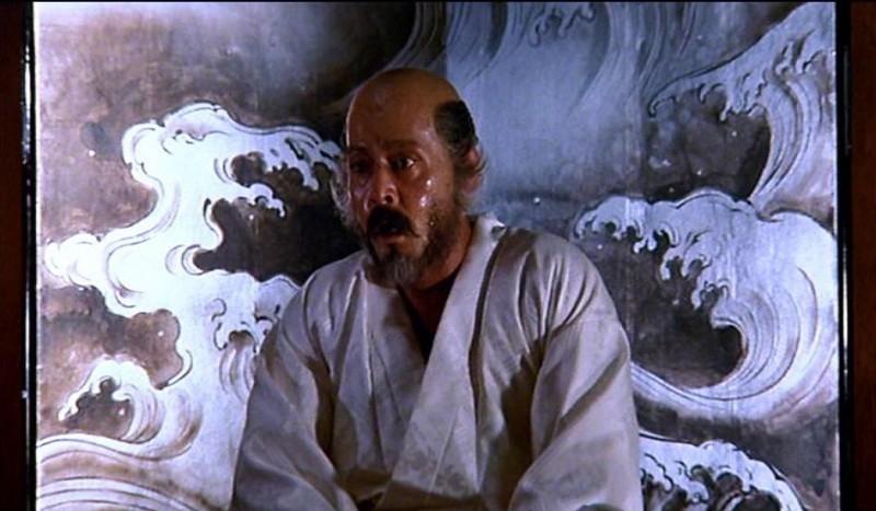 Tatsuya Nakadai in una scena di KAGEMUSHA - L'OMBRA DEL GUERRIERO