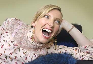 Una bella immagine di Toni Collette