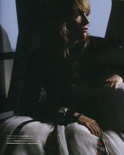 Toni Collette in un'immagine tratta da un servizio fotografico