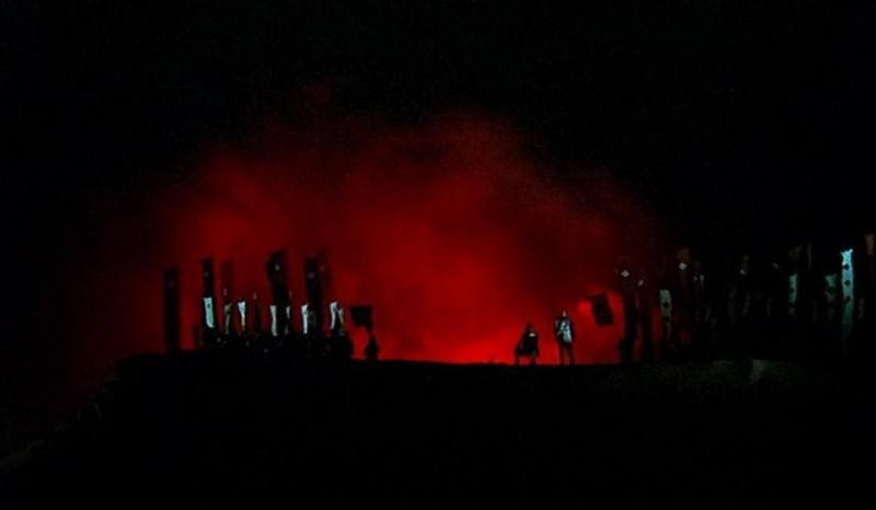 KAGEMUSHA - L'OMBRA DEL GUERRIERO: una scena del film