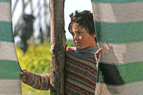 Alessandro Mallia in una scena del film Salvatore - Questa è la vita